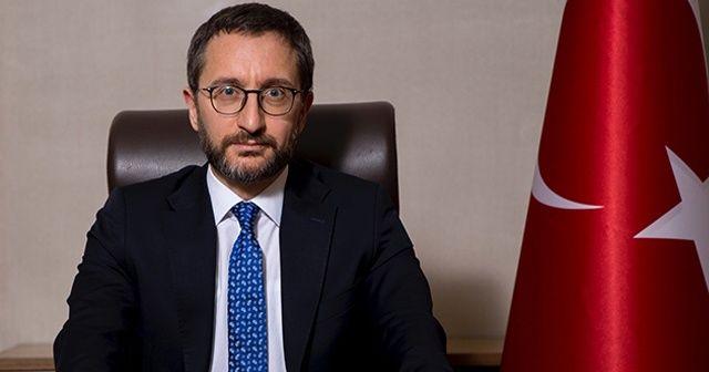 Fahrettin Altun'dan Suudi yetkilinin Türkiye'yi kınamasına eleştiri