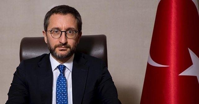 """Fahrettin Altun'dan Rusya mutabakatı değerlendirmesi: """"Bölücü terör örgütünün devletçik projesi tarih olmuştur"""""""