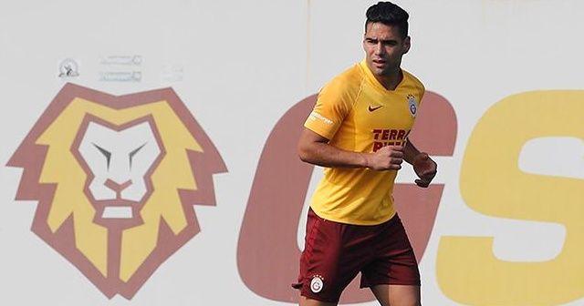 Galatasaray'da Falcao belirsizliği