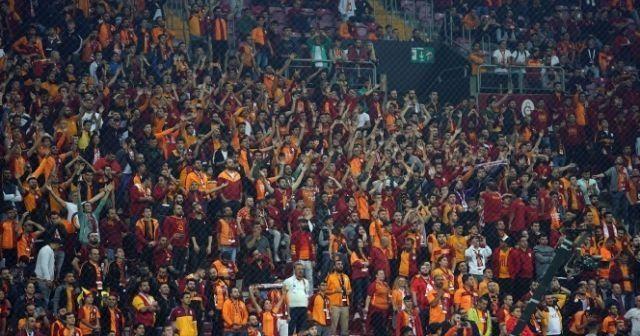 Galatasaray-DG Sivasspor maçını 34 bin 632 taraftar izledi