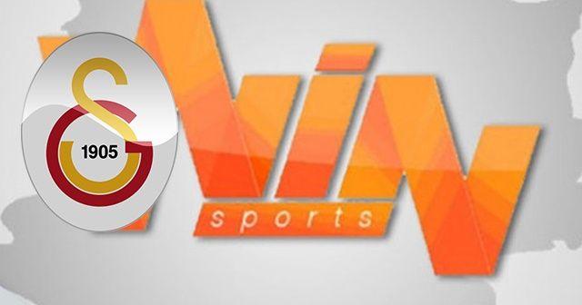 Gençlerbirliği-Galatasaray maçını canlı izle! Win Sports TV uydudan nasıl izlenir? Win Sports TV frekans bilgileri