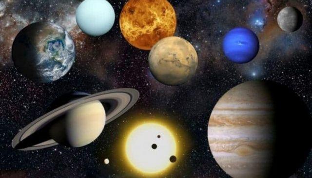 Gezegenler / Gezegenler Hakkında Bilgi ve Özellikleri / Güneş Sistemindeki Ana Gezegenler Ve Özellikleri