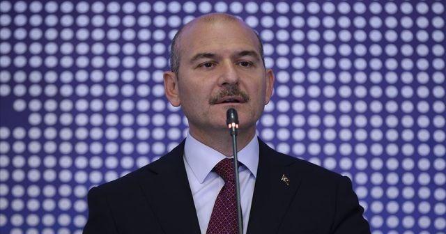 İçişleri Bakanı Soylu'dan operasyon açıklaması