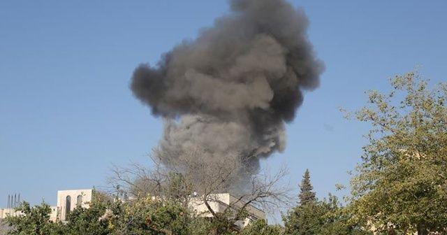 İdlib'e hava ve kara saldırıları sürüyor