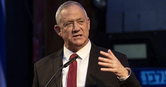 İsrail'de hükümeti kurma görevi Gantz'a verildi