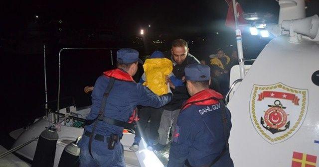 İzmir'de 82 kaçak göçmen yakalandı