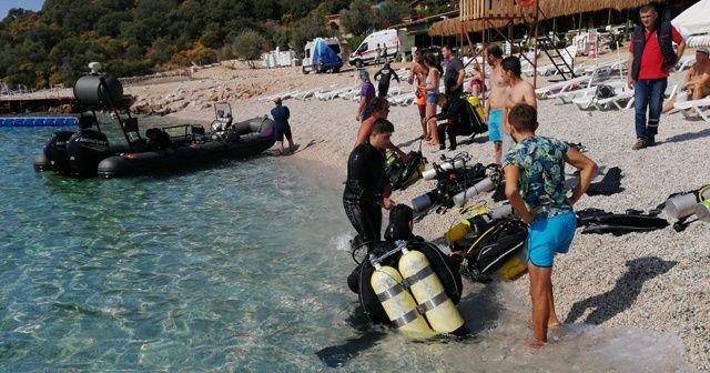 JÖAK derin dalış eğitiminden acı haber