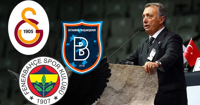 Kulüplerden Ahmet Nur Çebi'ye tebrik mesajı