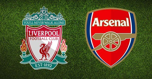 Liverpool Arsenal Maç özeti!  Liverpool Arsenal maçı kaç kaç bitti?