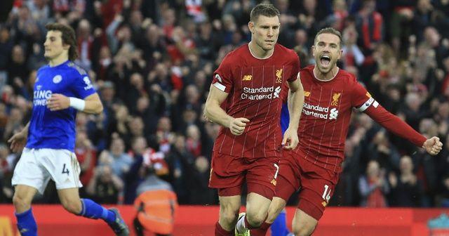 Liverpool, son dakikada güldü