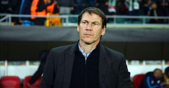 Lyon'un yeni teknik direktörü belli oldu