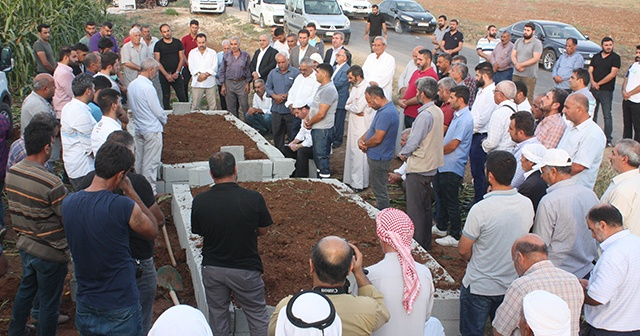 Mardin'de sivil şehitler son yolculuğuna uğurlandı