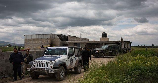 Meksika'da hapishanede isyan: 6 ölü, 2 yaralı