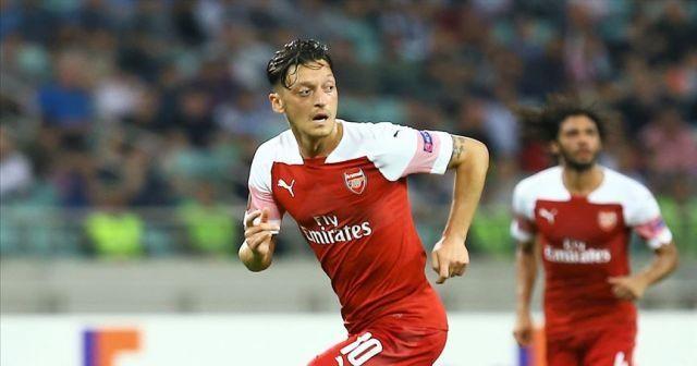 Mesut Özil: Kontratım bitene kadar Arsenal'deyim