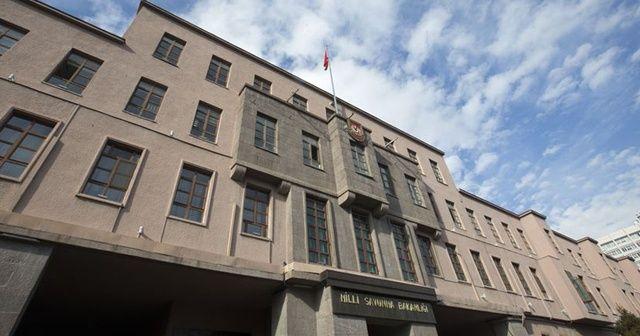 Milli Savunma Bakanlığı NATO'yu bilgilendirdi