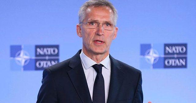 NATO'dan 'Barış Pınarı Harekatı' açıklaması!