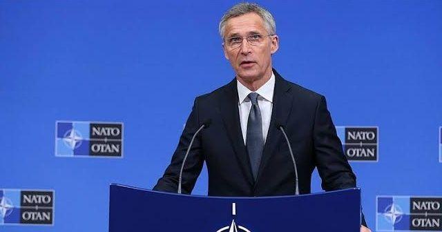 NATO Genel Sekreteri İstanbul'a geldi
