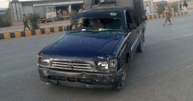 Pakistan'da patlama: 5 yaralı
