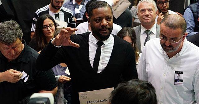 """Pascal Nouma: """"İlk defa bir seçime katılıyorum"""""""