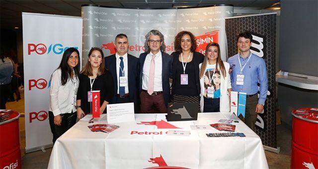 Petrol Ofisi TÜMKAF 2019'da mühendis ve mühendis adayları ile buluştu