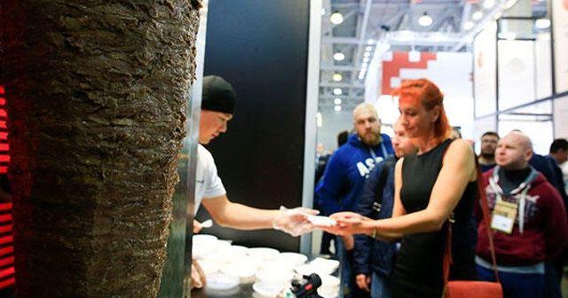 Rusya'da yarım tonluk dönere büyük ilgi