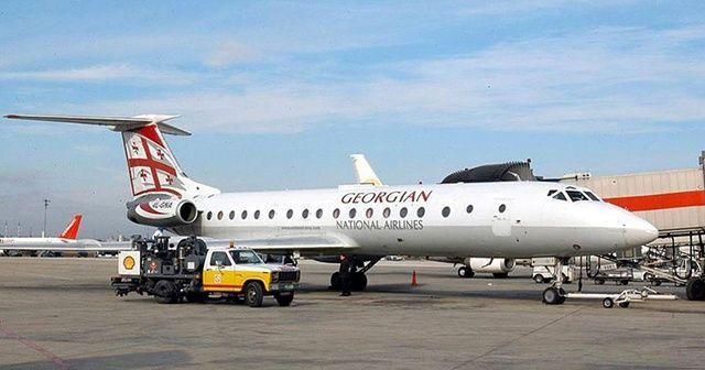 Rusya'dan Gürcistan'a kısıtlı uçuş izni