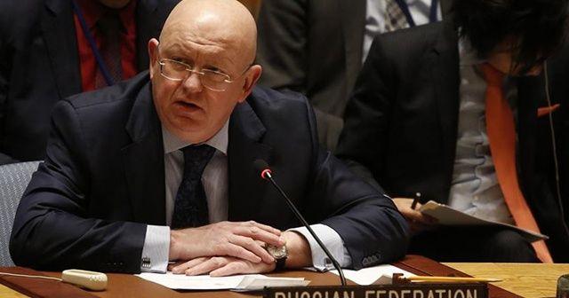 Rusya'dan 'Yabancı DEAŞ savaşçılarının geldikleri ülkelere gönderilmesi' çağrısı