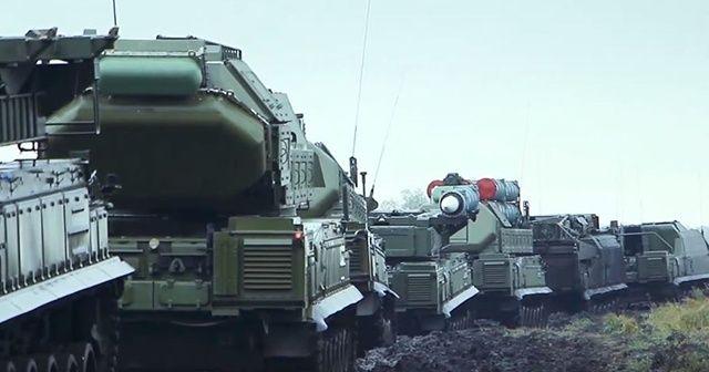 Rusya, ülkenin güneyine yeni füze savunma sistemleri yerleştirdi