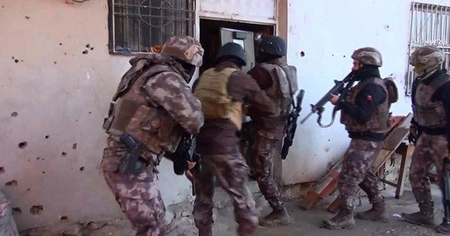 Şırnak'ta terör propagandasına 5 gözaltı