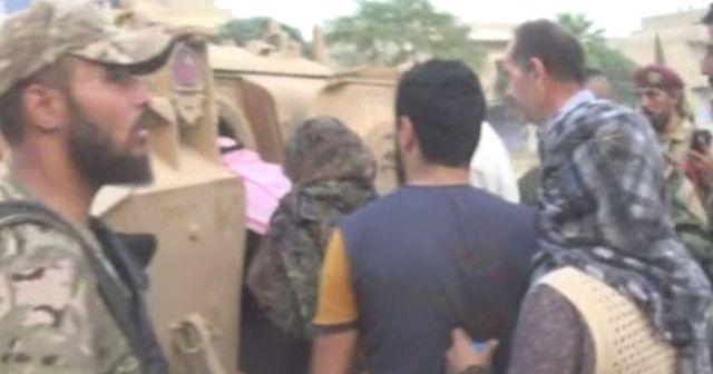 SMO askerleri, sivilleri güvenli bölgeye taşıdı