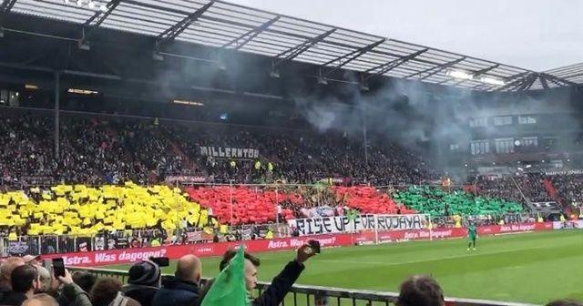 St. Pauli terör örgütüne destek verdi