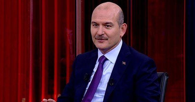 İçişleri Bakanı Soylu: Bu bir savaş değil, terörle mücadele