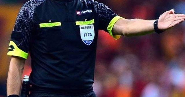 Süper Lig'de haftanın hakemleri açıklandı