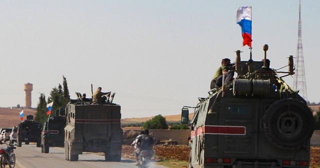 Suriye'nin kuzeyinde ilk devriye