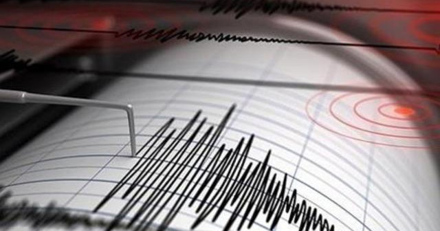 Tayland'da deprem