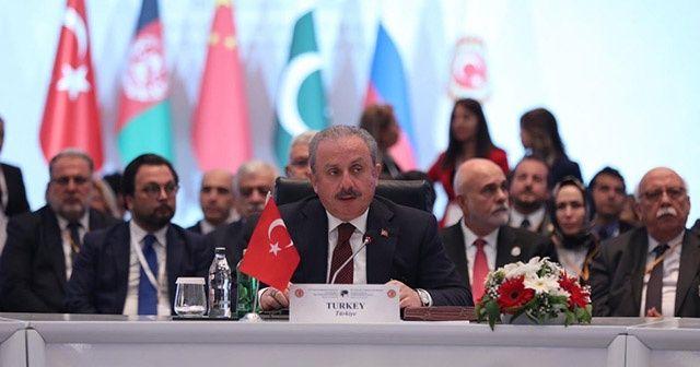 TBMM Başkanı Şentop'tan Barış Pınarı Harekatı açıklaması