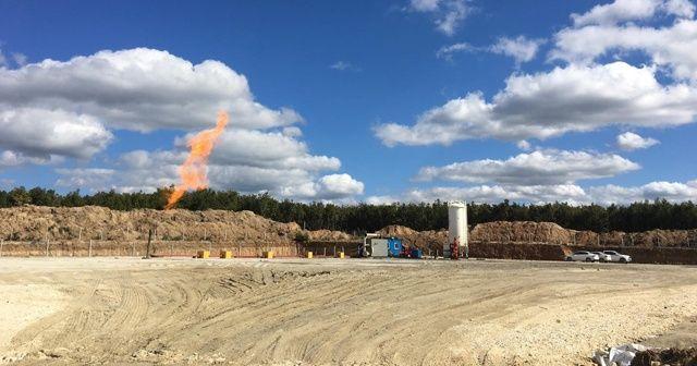 Tekirdağ'da zengin doğal gaz rezervi bulundu
