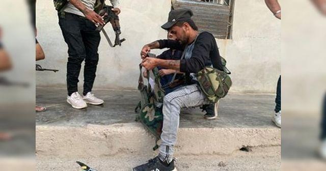 Teröristleri korku sardı! Bombardıman sonrası bakın ne yaptılar?