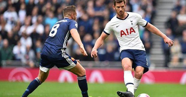 Tottenham yine puan kaybetti