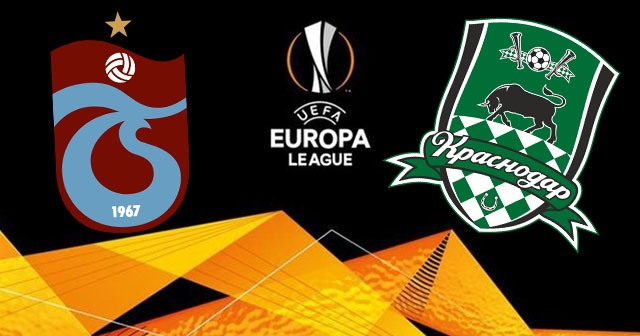 Trabzonspor  Krasnodar maçı canlı | Trabzonspor Krasnodar maçı canlı izle | Trabzonspor  Krasnodar şifresiz izle |  Trabzonspor Krasnodar maçı ne zaman?