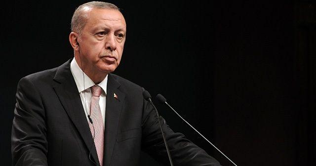 Trump ile görüşmesinin ardından Cumhurbaşkanı Erdoğan'dan açıklama