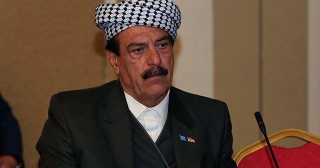 Türkmenlerden Barış Pınarı Harekatı'na destek