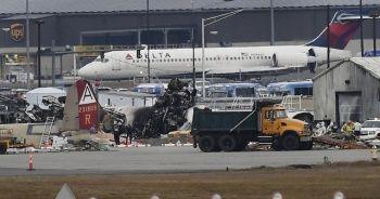2. Dünya Savaşı'ndan kalma uçak düştü: 5 ölü