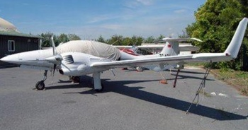 2 milyon TL değerindeki uçak icralık oldu