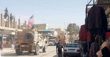 ABD'den Tel Abyad'da devriye
