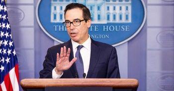 ABD Hazine Bakanından 'Türkiye' açıklaması