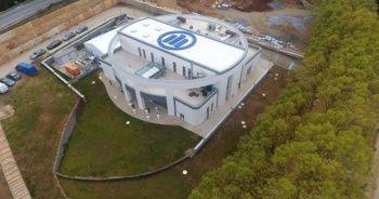Allianz Teknik Deprem ve Yangın Test ve Eğitim Merkezi açıldı