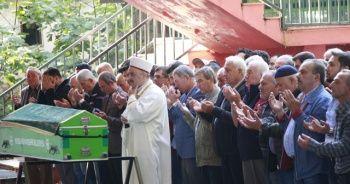 Almanya'da ölü bulunan genç Bursa'da toprağa verildi