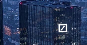 Almanya'nın en büyük bankası Deutsche Bank 18 bin işçi çıkarıyor