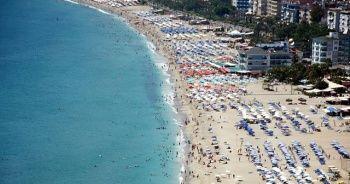 Antalya'ya gelen turist sayısı 13 milyonu aştı
